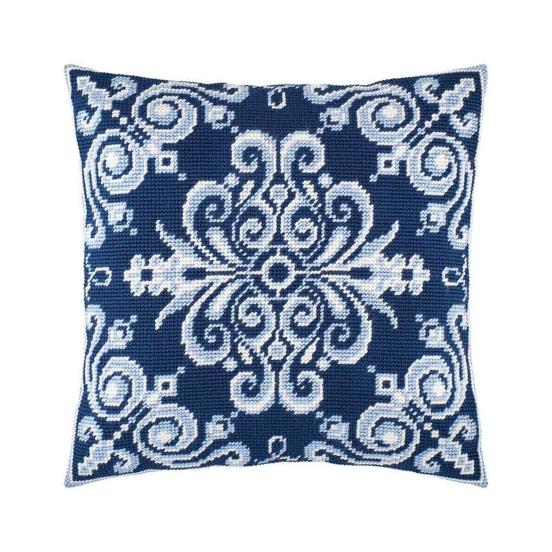 DIY Needlepoint Pillow Kit Tehran Tapestry DIY Kit