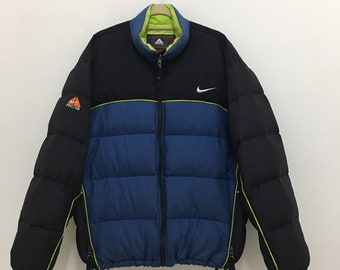 83ef2937da56 Vintage Nike ACG Puffer Down Jacket Conditions Gear Men s XL