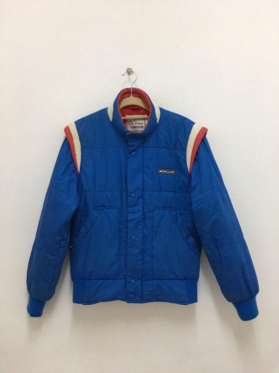 Vintage Moncler Ski Wear Jacket Moncler by Asics P