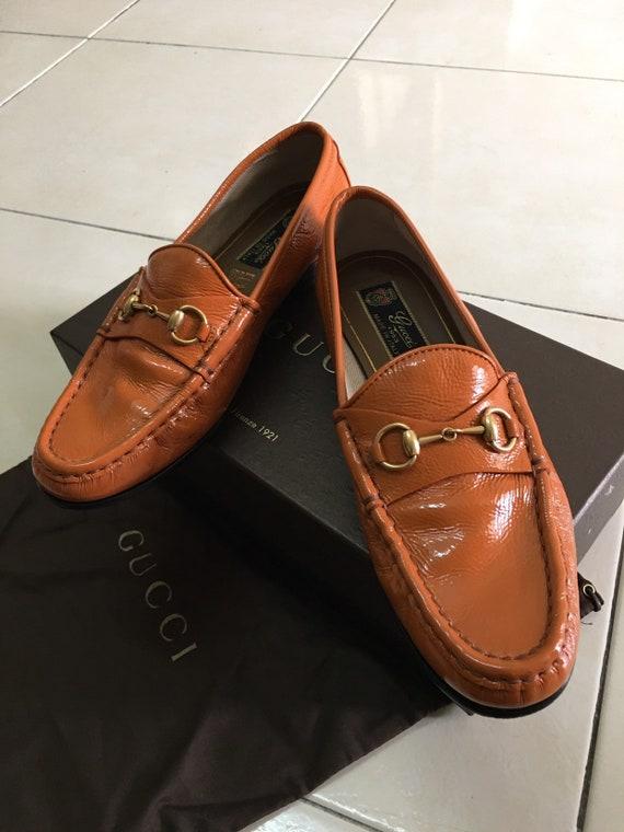 Vintage Gucci Classic Leather Horsebit