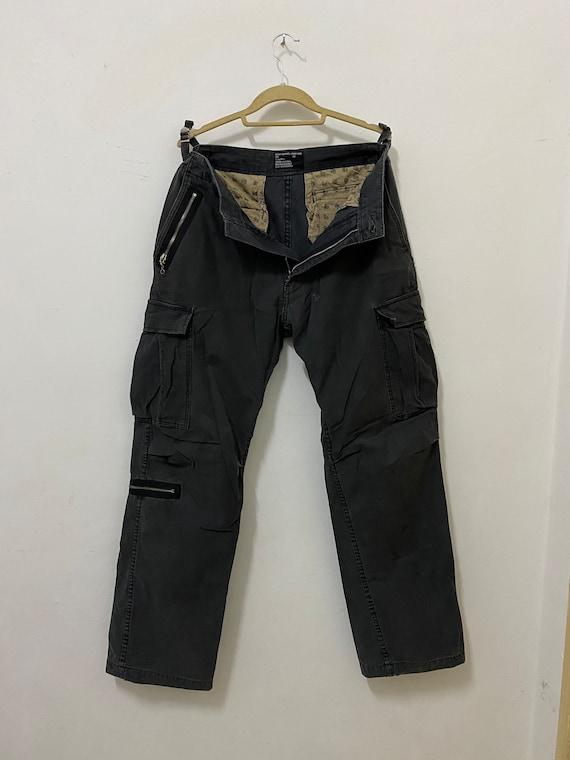 Stussy Vintage Cargo Pants Black Size 32