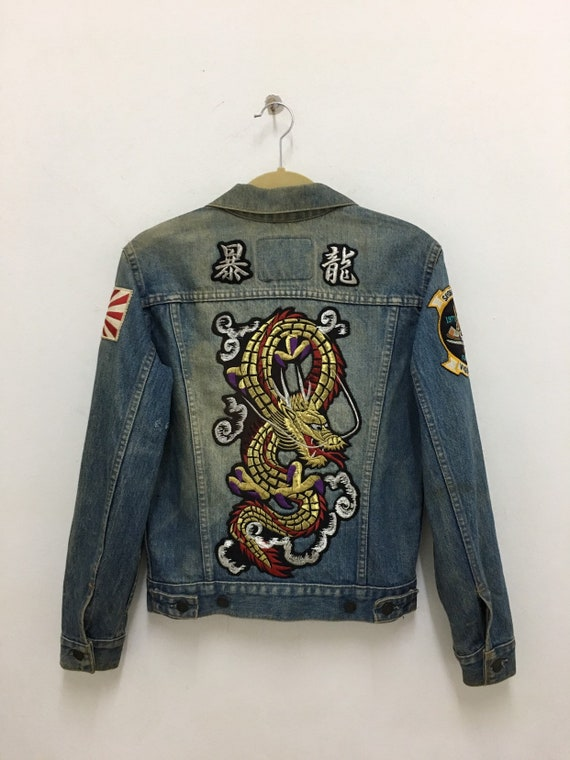 Vintage LEVI'S Trucker Jacket Type Three Workwear