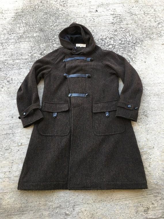 HAVERSACK Jacket Wool Attrire Double Breast Winter