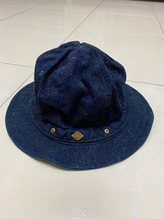 Denim Bucket Hat Beams Boy Decho Japanese Brand Ca