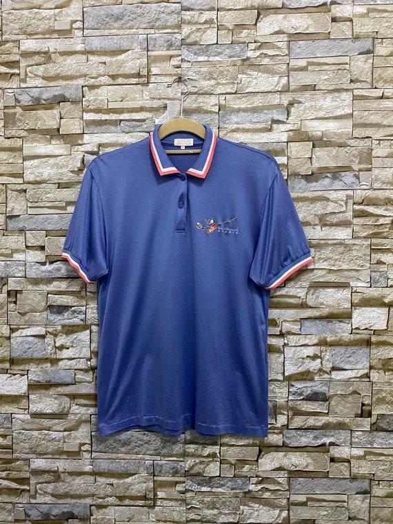 BALENCIAGA Shirt Vintage Balenciaga Sports Polo Sh