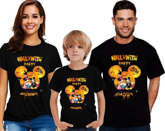 Etsy Disney Halloween Shirts 2020 Disney Halloween Shirt 2020 Disney Halloween Family Shirt   Etsy