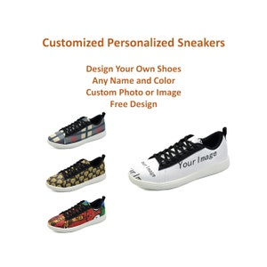 Frida Kahlo Self-Portrait with Monkey Custom printed Sneakers based on PROSPECT AVENUE White High Top shoes
