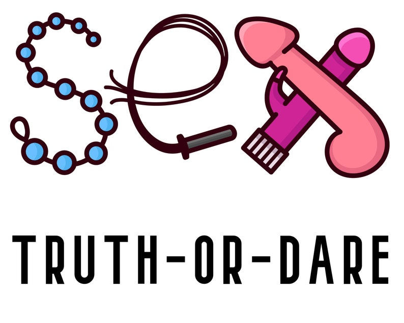 Naughty Game: Sexy Truth or Dare  Kinky Valentine's Day image 0