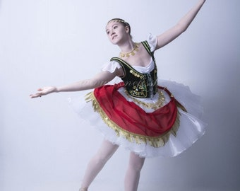 362c144ab Dance Stage Ballet Costume Professional Women Ballet Girls Costume Ballet  Waistcoat Bodice Ballet Adult Children Dance Skirt Costume P 1111