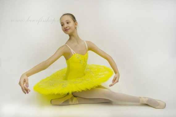 Triple Layer Adults Dance Ballet Skirt Tutu Dress Party Costume Dancewear 0361