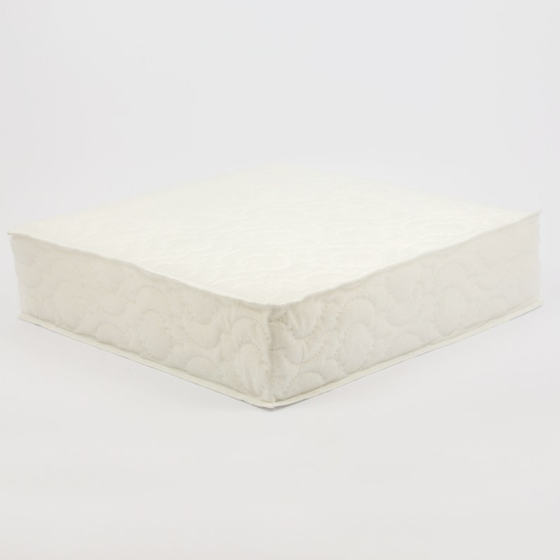 newest f9bba 65691 Any Size Pram, Crib, Carrycot Mattress Made to Measure, You tell us the  size, Safety Foam Baby Mattress UK Manufactured