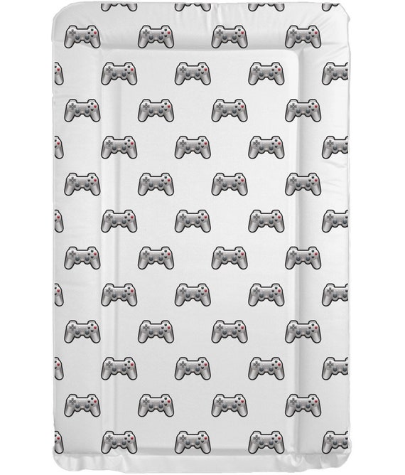 Gamer diaper change pad