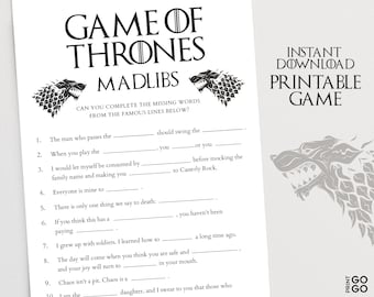 picture about Harry Potter Mad Libs Printable identified as Madlib birthday Etsy