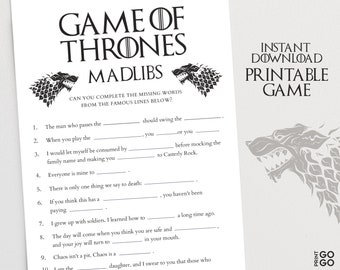 photograph relating to Harry Potter Mad Libs Printable named Madlib birthday Etsy