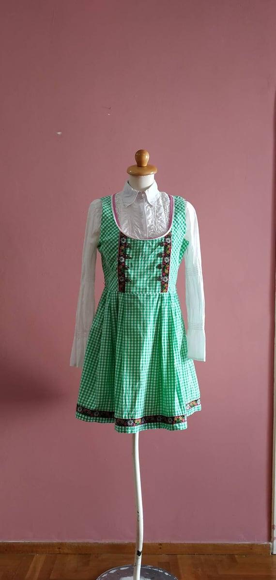 European folk dress