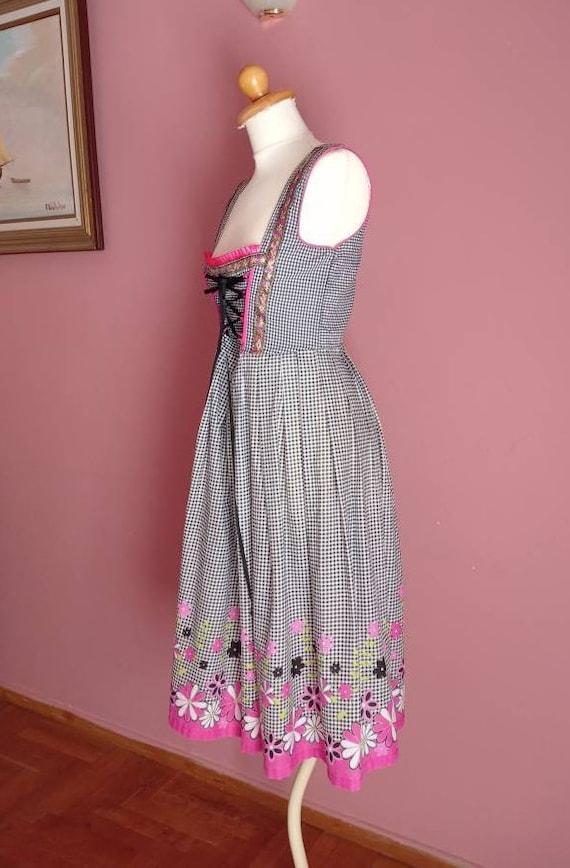 Summer dirndl dress - image 2