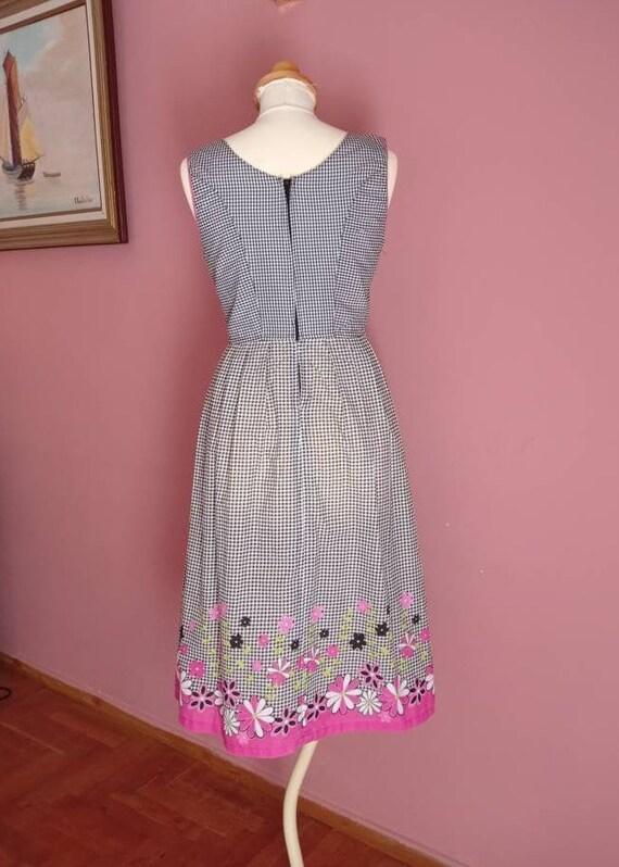 Summer dirndl dress - image 3