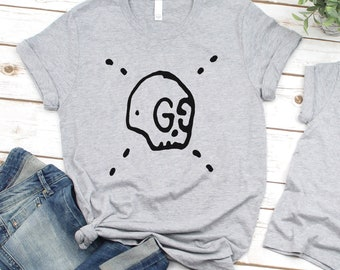 8c5aa4152b4 Gucci ghost t shirt