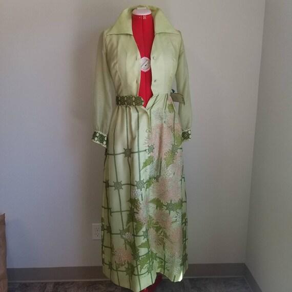Alfred Shaheen dress