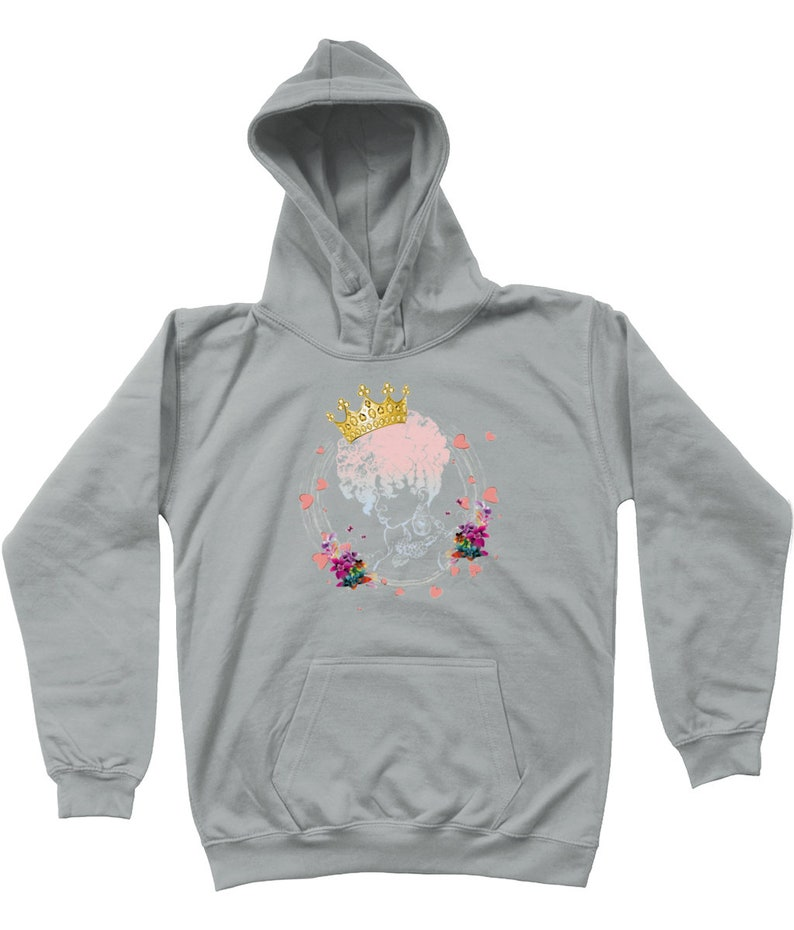 Lots of Colour Choices AWDis Kids Unisex SWEATSHIRT Soft Cotton-Faced Fabric