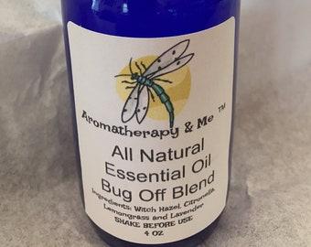 Bug off essential oil blend