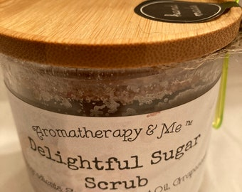 Delightful Sugar Scrub