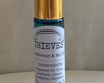 Thieves 100% essential oil 10ML Roll on