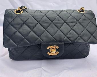 7ec9a02c0218 Chanel purse   Etsy