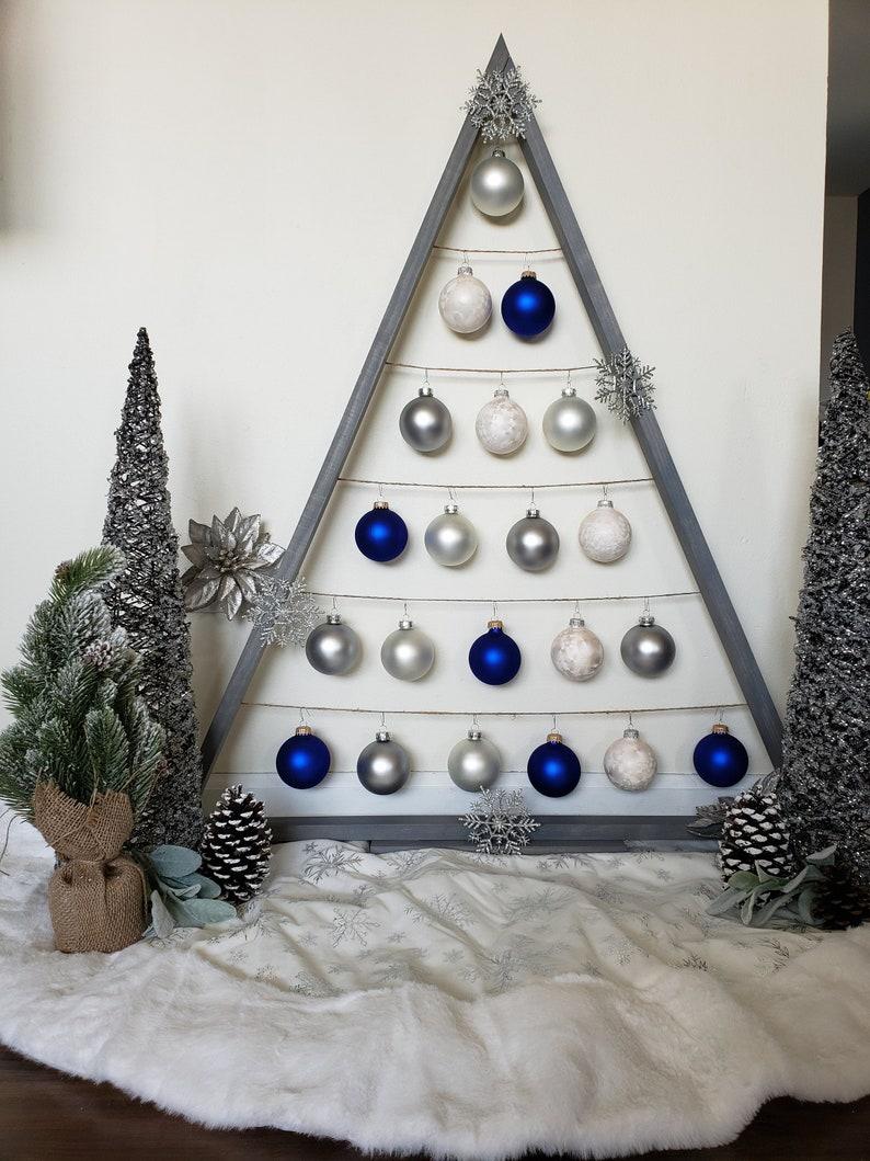 Ornament Tree-Ornament Display-Christmas Decorations image 1