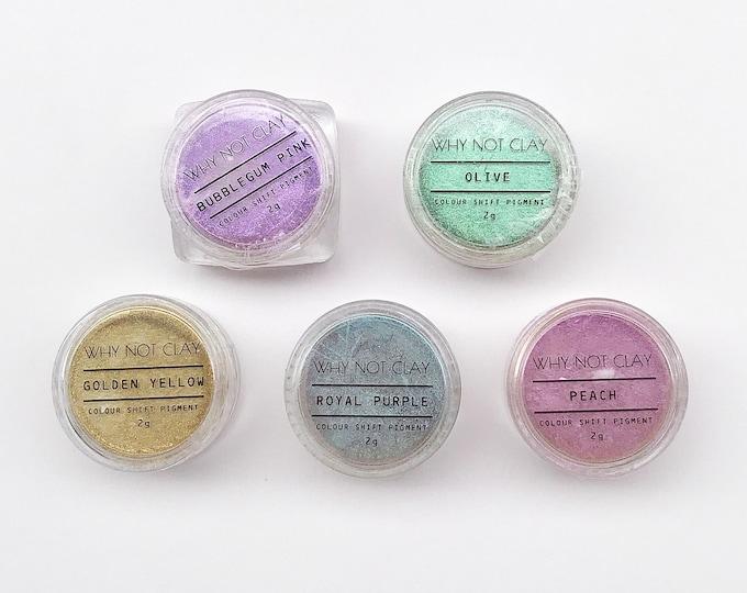 Colour Shift Powdered Pigment