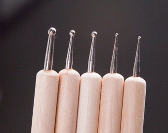 Dotting Tool  (Set of 5)