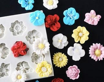 3D Flower Mold