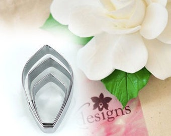 Petal Shape Metal Cutters