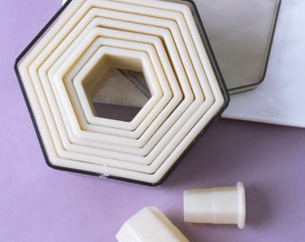 Plastic Shape Cutter Set