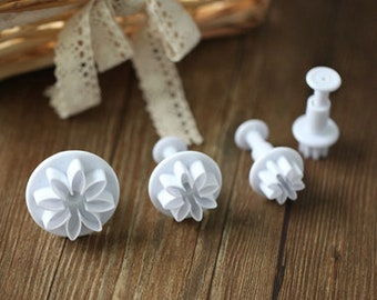 Flower Shape cutters -  A
