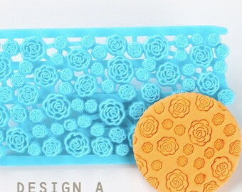 Embossing Prints - 4 Designs
