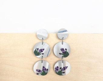 Lavender Floral - Q0024
