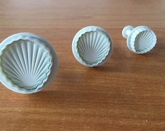 Seashell Shape Cutters
