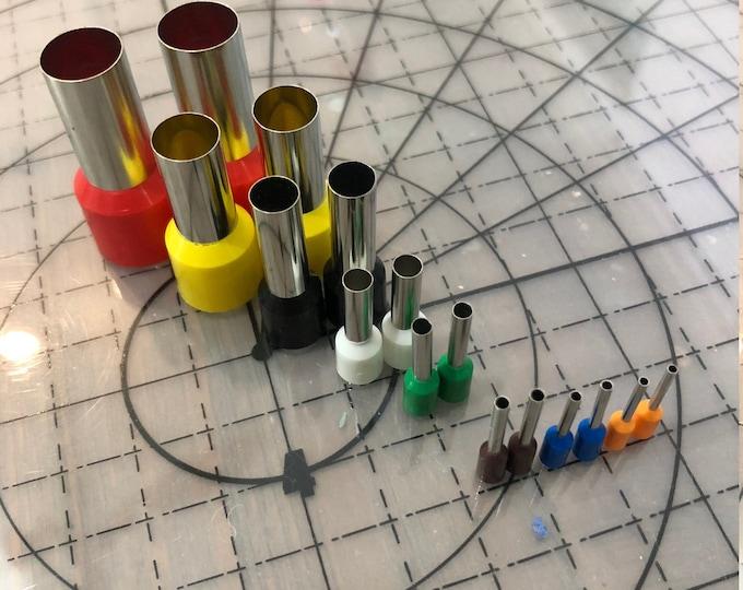 Mini Circle Cutters ( 16 pcs set)