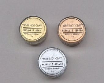 Metallic Powdered Pigment