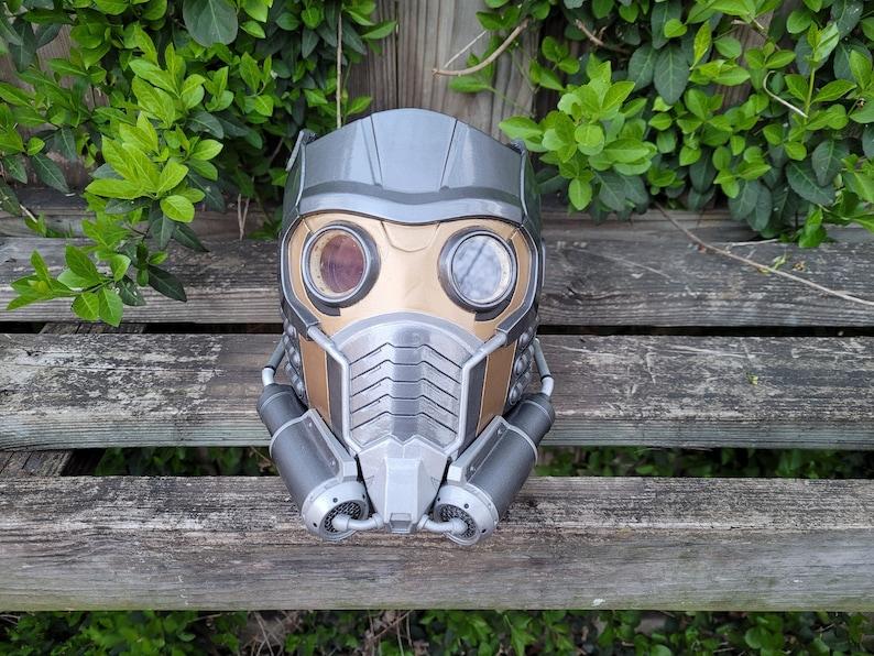Star Lord helmet image 0