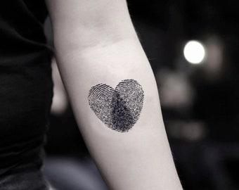 Soulmate Tattoo Etsy