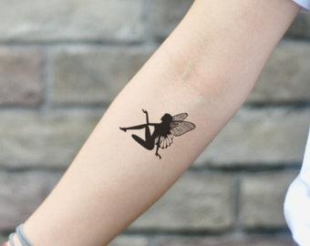 Wrist Fairy Tattoo Etsy