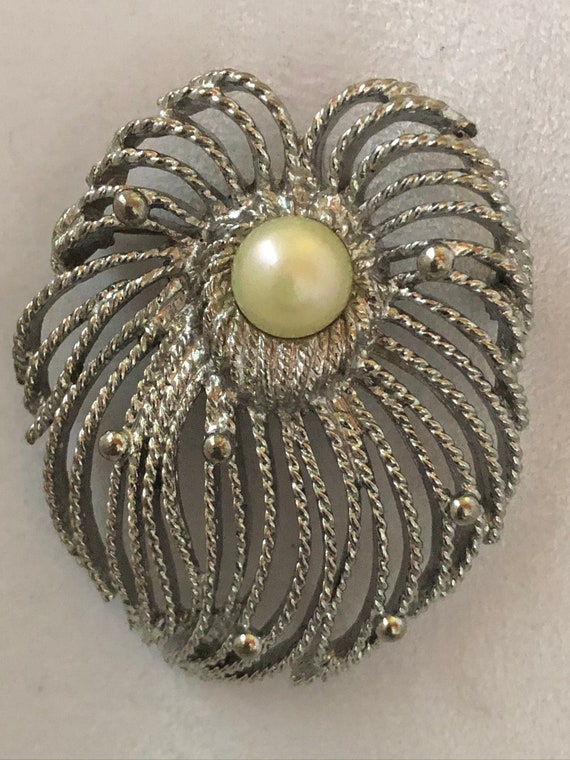 Sarah Coventry brooch - image 1