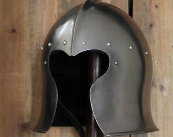 Bascinet helmet | Etsy