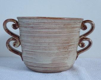 Cress gel from ceramic herb hedgehog cress Original Roman pot Germany cress gel herbal pot flower pot natural clay plant pot