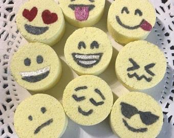 Emoji Bath Bomb
