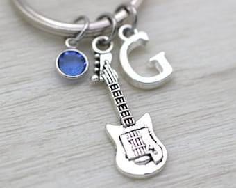 Electric Guitar Keyring f55468343