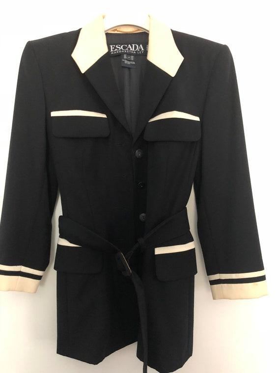 ESCADA Margaretha Ley Jacket (Vintage)