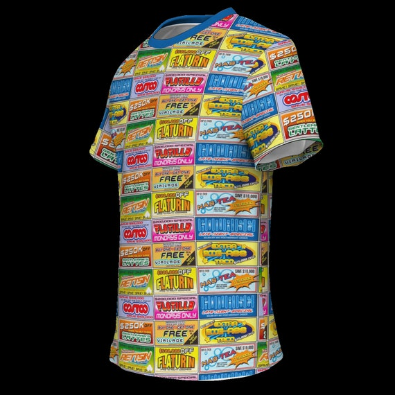 Idiocracy T-Shirt Dress Fun Halloween Costume All-over printed Women/'s T-Shirt Dress Fictional Brands and Logos inspired by the movie